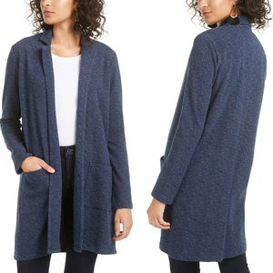 New LUCKY BRAND Open Front Cardigan Sweater Medium